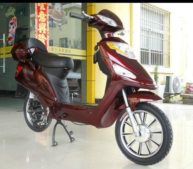 El sykkel scooter til salgs