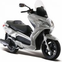 Scootere 125cc