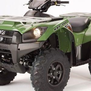 Kawasaki Traktor reg.