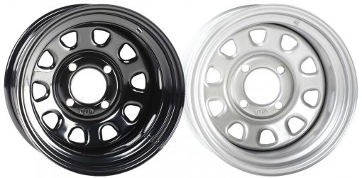 ITP Delta Steel Wheels